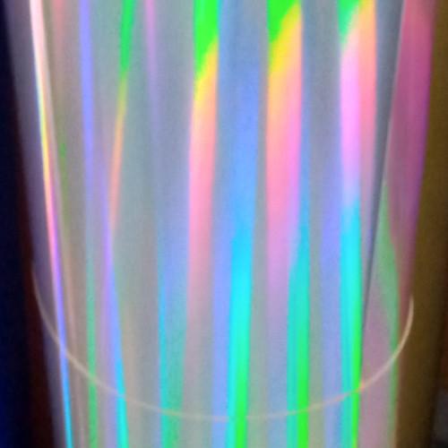 Foto Produk Bahan Stiker Skotlet Hologram memantulkan cahaya - HologramPelangi, MaxDecal dari Brian Airbrush Shop