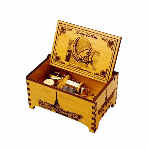 Foto Produk kotak musik dari Kado Uniks