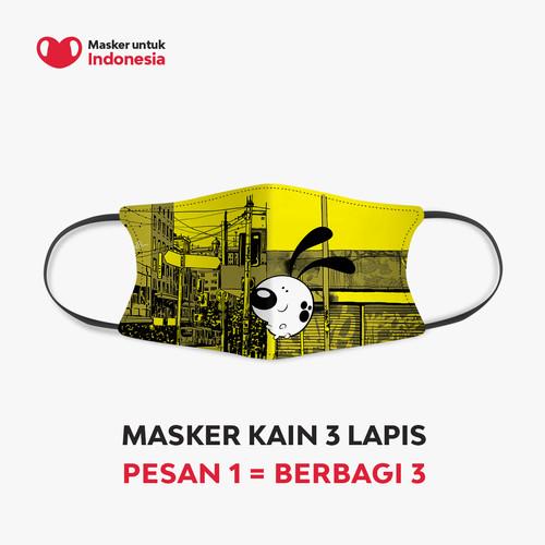 Foto Produk Emte x Masker untuk Indonesia dari Masker untuk Indonesia