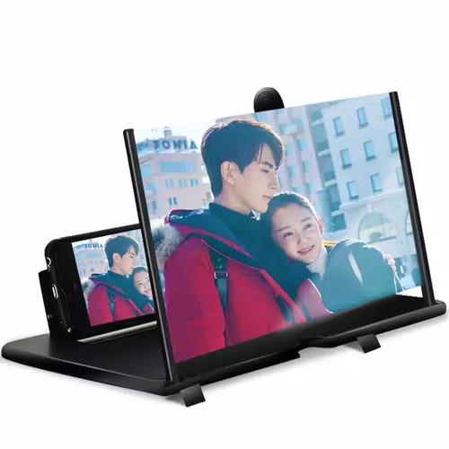 Foto Produk Mobile Phone Screen 12inch Magnifier Amplifier Video pembesar Hp dari MGN19