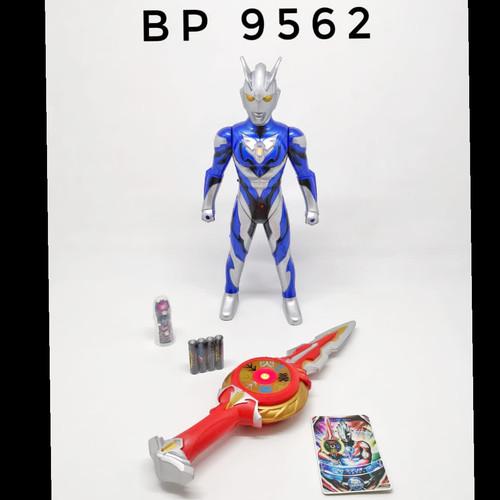 Foto Produk Robot Ultraman 1 pcs Ultra Capsule dan Senjata Riser NO. HF0004 dari EAZYTOYS