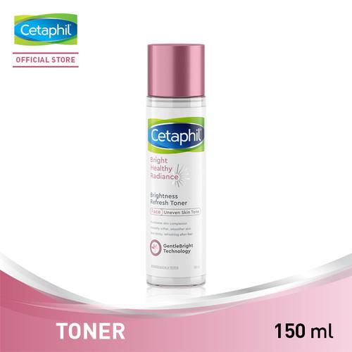 Foto Produk Cetaphil Bright Healthy Radiance Brightness Refresh Toner 150 ML dari Cetaphil Indonesia
