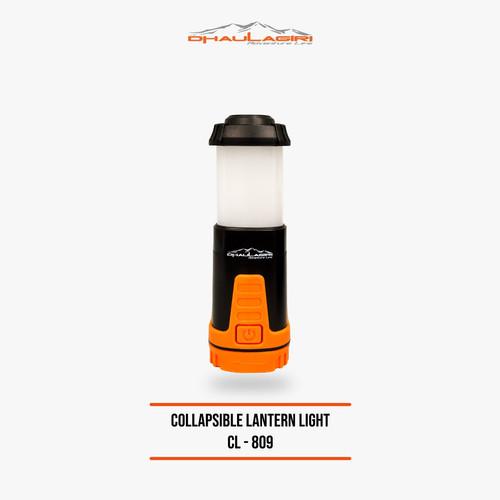 Foto Produk Dhaulagiri Collapsible Lantern Light CL 809 Orange dari Dhaulagiri official
