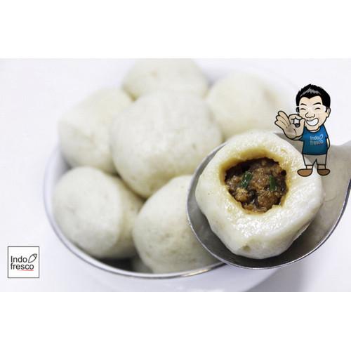 Foto Produk Bakso Ikan Isi Daging Babi- Fuzou FishBall 10pc dari IndoFresco