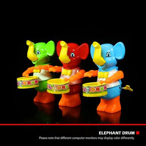 Foto Produk Mainan Anak Boneka Gajah Mukul Drum Elephant Warna Warni dari Toko-Ku by FAS-TOP