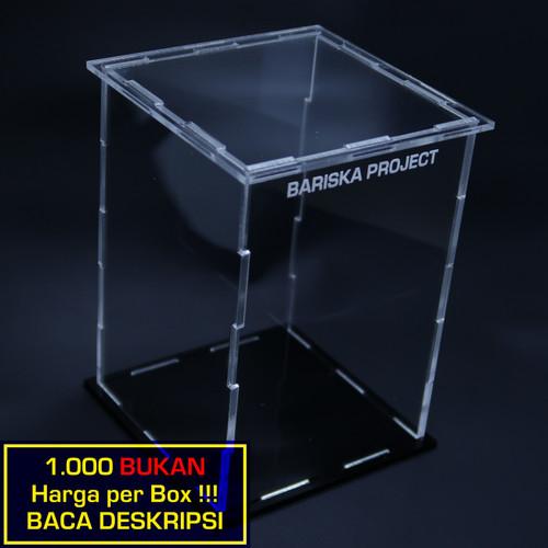 Foto Produk Display Box Acrylic MURAH - Showcase Diecast Figure dari Bariska