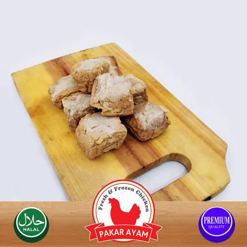 Foto Produk TAHU BAKSO LE' MAN LEZAT MANTAP KEMASAN VACUM ISI 10PCS PER PACK dari Pakar Ayam