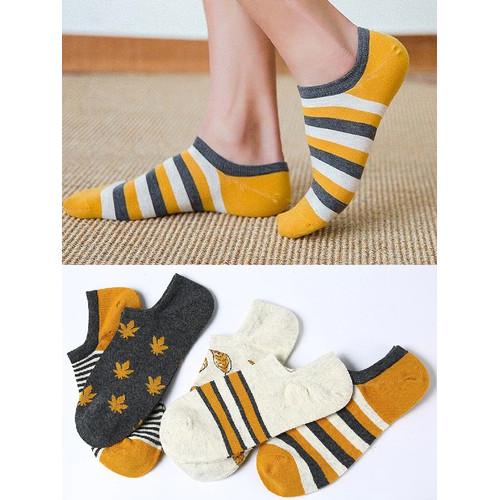 Foto Produk KK47 Kaos Kaki Pria Wanita Japanese The Ginger Ankle Sock dari EnnWen Online Store