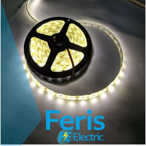 Foto Produk Lampu SMD LED strip 2835 IP44 outdoor 12v Warna Warm White dari FERIS ELECTRIC