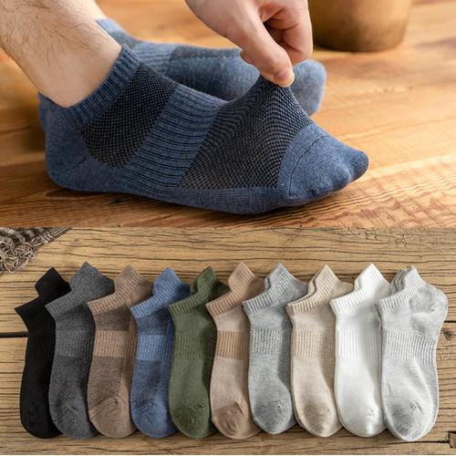 Foto Produk KK46 Kaos Kaki Pria Easy Wind Angkle Men Sock dari EnnWen Online Store