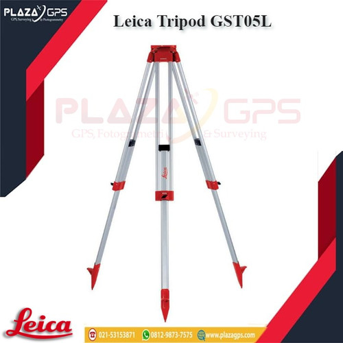 Foto Produk Leica Profesional Tripod GST05L dari Plaza GPS