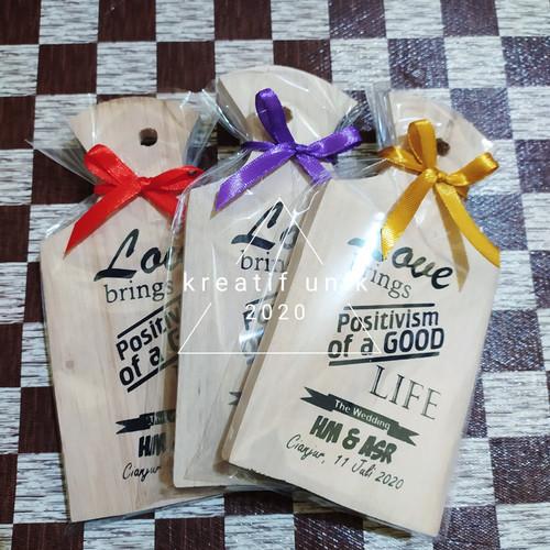 Foto Produk souvenir sovenir pernikahan talenan telenan mini unik menarik dari kreatif unik