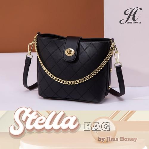 Foto Produk Jims Honey - Stella Bag Sling Bag Wanita Tas Selempang - Hitam dari JIMS HONEY OFFICIAL