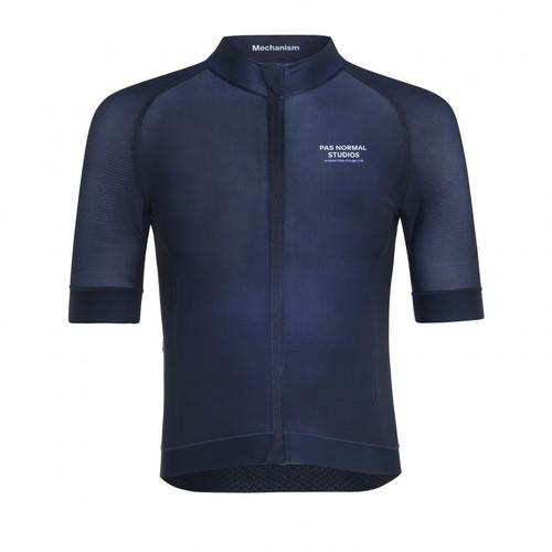 Foto Produk Jersey Sepeda Roadbike Pas Normal Studios Blue Navy - XS dari Cyclo Indonesia