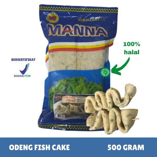Foto Produk ODENG FISH CAKE KOREA ODEN FROZEN FOOD MAKANAN INSTAN 500GR GOMANNA dari GO Bakso Ikan