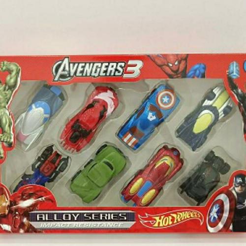 Foto Produk mobil diecast Avenger Marvel dari naga_toys