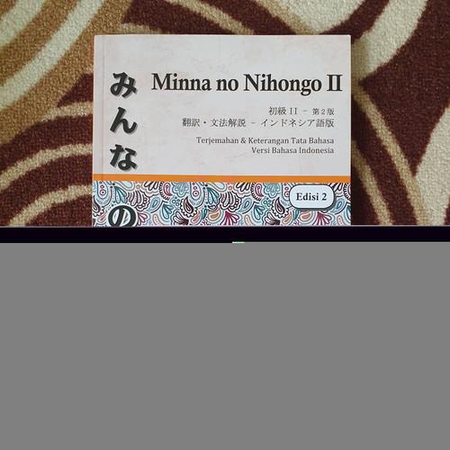 Foto Produk Minna No Nihongo 1&2 Terjemahan dan Bunpo dari Warung Mas Senpai