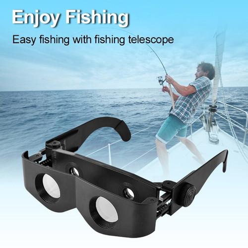 Foto Produk Kacamata Teropong Pembesar/Zoomies Binocular Glasses/Fishing Telescope dari GENIUS_GROSIR
