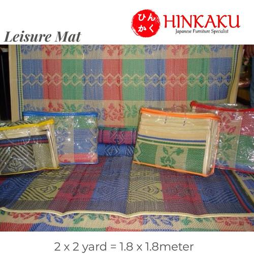Foto Produk Tikar Plastik (Leisure Mat) Uk 2x2 dari Hinkaku Official