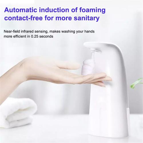 Foto Produk Automatic Soap Dispenser Tempat Sabun Cuci Tangan Otomatis HandSoap 03 dari juragan kado