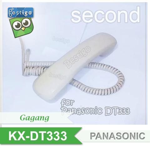 Foto Produk Gagang Telepon Digital KX-DT333/KX-DT321 Panasonic Second dari BESTIGO PABX TELEPON