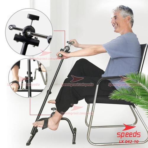 Foto Produk Sepeda Statis Terapi Untuk Stroke SPEEDS Pedal Exerciser 042-10 dari Globalsport