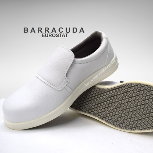 Foto Produk Sepatu safety Restoran ULTRA ANTI SLIP (ADA BESI DI UJUNG ATAS SEPATU) - 37 dari Eurostat Safety Shoes