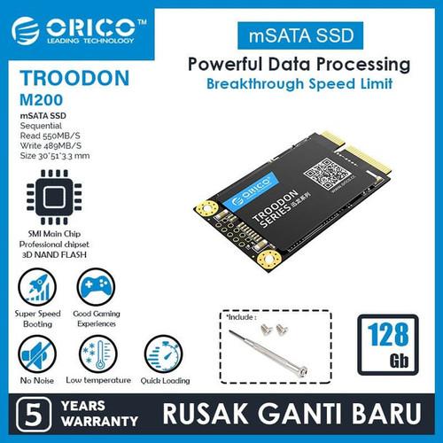 Foto Produk ORICO M200-128GB mSATA SSD dari manekistore