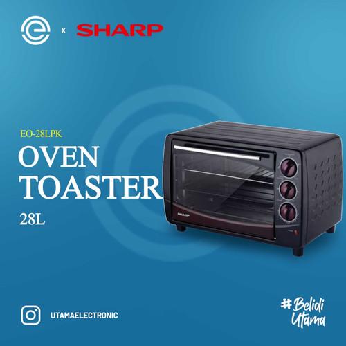 Foto Produk SHARP Oven Toaster 28 Liter - EO-28LPK dari UTAMA_ELECTRONIC
