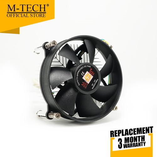 Foto Produk M-Tech Original Fan Processor Prosesor Core I3 dari M-Tech Official Store