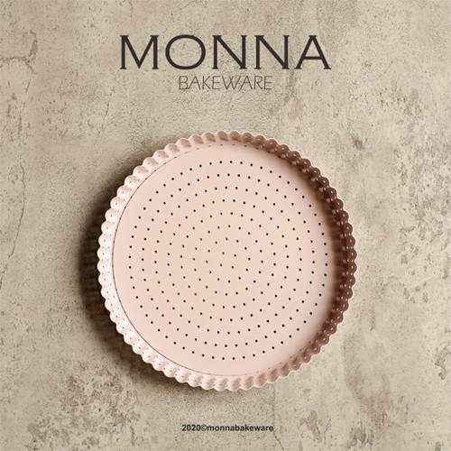 Foto Produk Pie Pan Monna Bakeware/Cetakan Pie/loyang pie dari Shopnitz