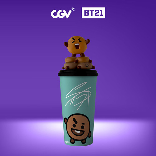 "Foto Produk BT21 SHOOKY ""Limited Edition"" dari CGV CINEMAS"