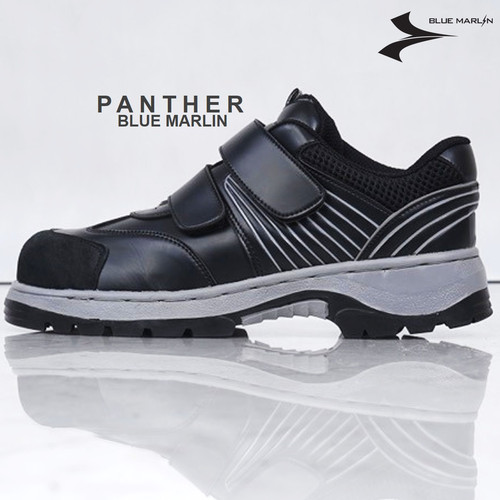 Foto Produk SEPATU SAFETY BLUMAR PANTHER TANPA TALI (Ada Besi Di Ujung Sepatu) - 38 dari Eurostat Safety Shoes