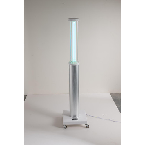 Foto Produk IVLY Nature - UVC Lamp Sterilizer - Sensor & Hidrolik Sistem-160 Watt - Silver dari Ivly Nature