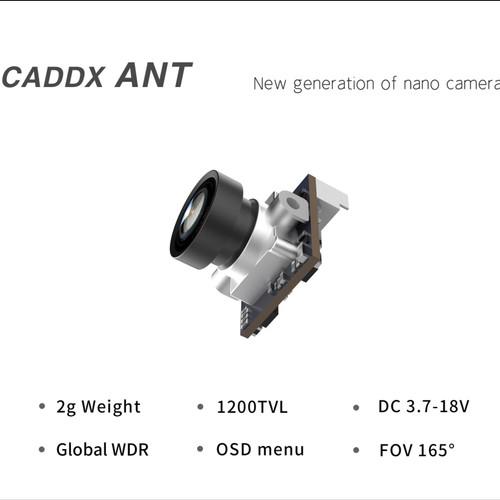 Foto Produk Caddx Ant Nano FPV Camera dari DooFPV