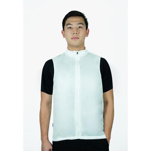 Foto Produk Trijee Men Vest White - Hopper - XS dari Trijee Sports Wear