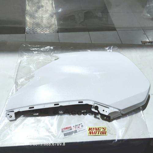 Foto Produk BODY COWLING, COVER LAMPU DEPAN ALL NEW NMAX, N MAX 2020 PUTIH L (P0) dari King'S Motor