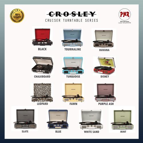 Foto Produk CROSLEY CRUISER - Vinyl Turntable Player (Pemutar Piringan Hitam)PROMO - Random dari PHR Senayan