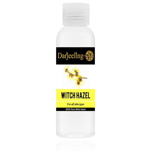 Foto Produk 100ml Witch Hazel Extract Alcohol Free Witch Hazel Distillate dari Darjeeling Store