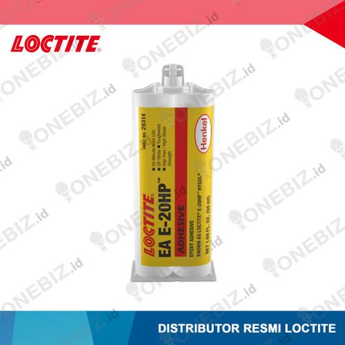Foto Produk LOCTITE EA E-20HP Structural Adhesive 50ML dari ONEBIZ