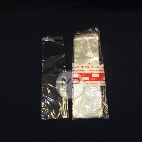 Foto Produk Plastik OPP Sendok / Opp Seal 7x25cm / Bungkus Sendok dari Mandiri Plastik