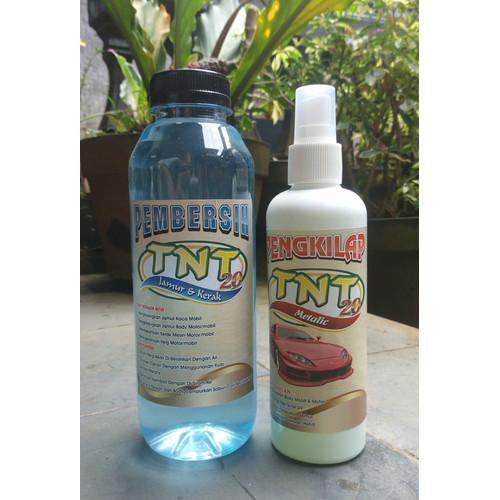 Foto Produk TNT-20 PMBERSIH DAN PENGKILAP 500ml dari TNT 20