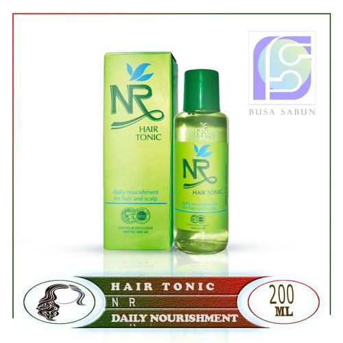 Jual Vitamin Rambut Hair Tonic Nr 200ml Kota Surabaya Berbusa Busa Tokopedia