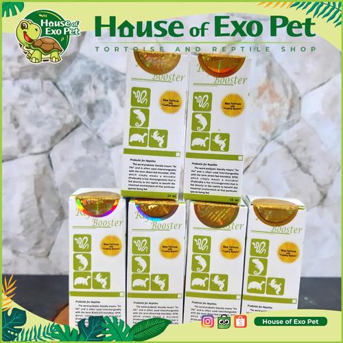 Foto Produk Reptile Booster Probiotik Penceraan Reptil dari House of Exo Pet