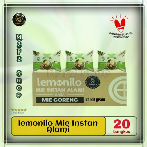 Foto Produk Mi/Mie Lemonilo Instant Goreng Rasa Mie Goreng - 80 gr dari M2F2 Shop