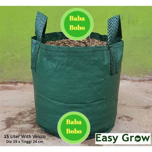 Foto Produk Planter Bag 15 Liter dari BabaBobo