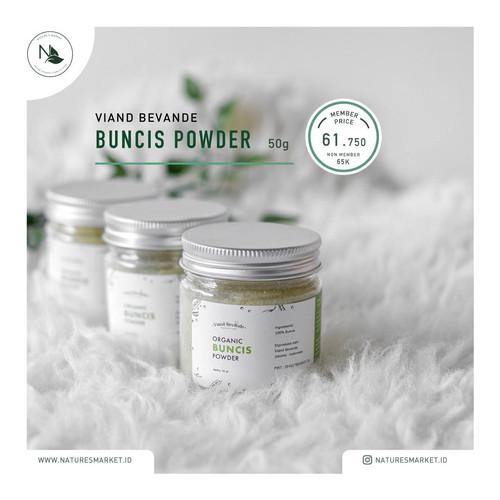 Foto Produk Viand Bevande Food Powder Buncis 50gr dari naturesmarket