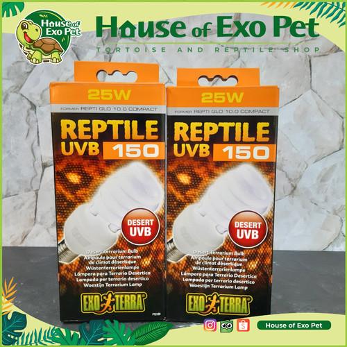 Foto Produk Exoterra UVB 150 25 Watt/ Lampu UVB dari House of Exo Pet