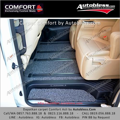Foto Produk Karpet BAGASI Comfort Deluxe Honda Civic FD (2006 - 2011) dari Autobless