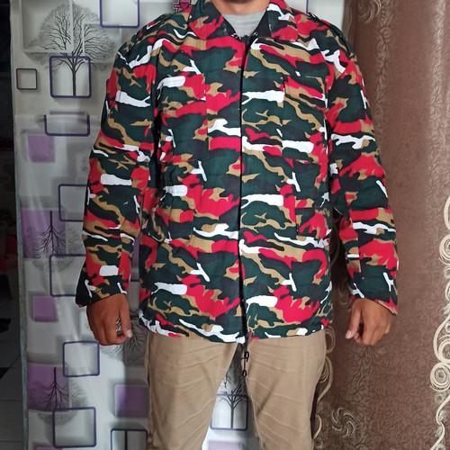 Foto Produk jaket BB laskar merah putih - loreng LMP, L dari FSH PRODUCTIONS